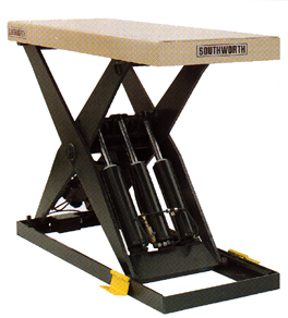 JML Services: Work Station Cranes, Scissor Lift Tables